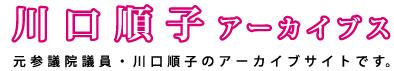 Yoriko Kawaguchi Archive Site